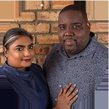 Apostle Brent and Marsha Pedro