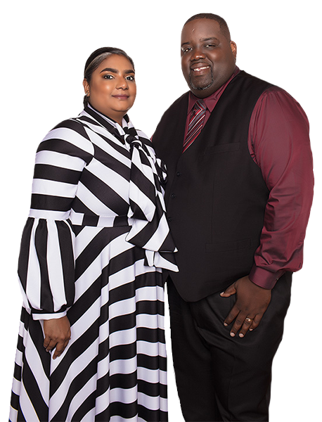 Apostle Brent and Marsha Pedro